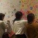ぺんてるがヤバい…店内に落書きし放題のカフェが空前の人気、「やりすぎの落書き」も多数