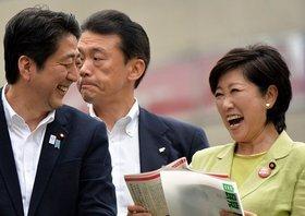「次々と仲間を切る非情な女」小池百合子、安倍・自民党をぶっ壊し首相就任の可能性