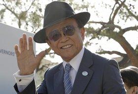 麻生太郎、次期首相か…自民党内で安倍首相「終焉」の動き加速
