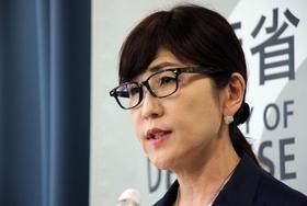 稲田防衛相、九州豪雨災害時に「台風来てるの?知らなかったーっ!」と秘書官に発言し波紋
