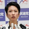 安倍首相らを鋭く追及の民進党・蓮舫代表、自身の二重国籍は「故意ではない」と責任逃れ