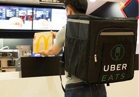 Uber、革命的な食の宅配サービスが急拡大…惣菜1品から高級店メニューも、店側も恩恵