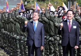 韓国、米軍に韓国軍の指揮下入りを要求…在韓米軍撤退なら在韓邦人保護に支障も