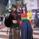 【特選!過激コスプレ美女写真集】渋谷ハロウィンがカオス!