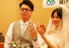 婚姻届提出→そのまま役所で挙式がブーム?安い&ラクで絶賛の嵐!