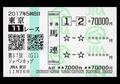 武豊惜敗のジャパンカップでも100万円獲得の猛者出現!阪神JFでも大金獲得と豪語