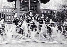 100年前のAKBブーム