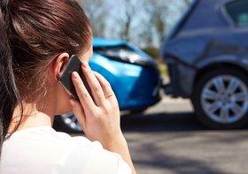 事故現場に24時間駆けつけてくれる自動車保険はこれだ!