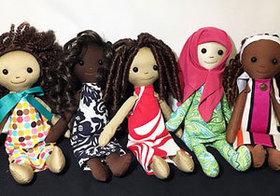 私が「黒人の人形」を作るわけ。そして浜ちゃんの黒塗りについて