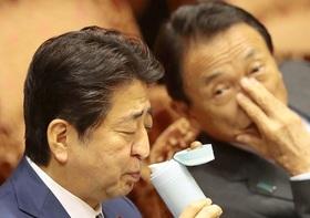 【森友・財務省職員自殺】安倍内閣総辞職で新首相選出の可能性…麻生大臣辞任も
