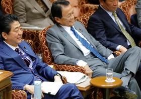 【森友書き換え】検察のリークか…自民党内「安倍下ろし」本格化、次期首相は石破茂氏で調整