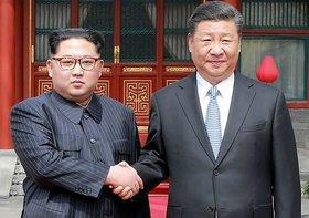 北朝鮮「段階的非核化」公表の中国、米朝首脳会談を主導か…米国、独自情報取れず