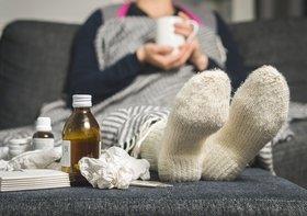 ●●を摂取すると風邪の罹患期間が短くなる? くしゃみ・鼻水が和らぐ?