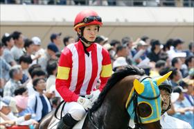 JRA藤田菜七子「1000回騎乗」デビュー以来もっとも注目された「激動の7月」を超え......
