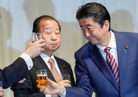 二階自民党幹事長、安倍首相に「俺はもう知らん」か…与党議員「問題認識してくれよ」