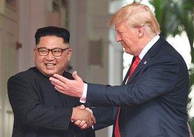 米朝首脳会談、北朝鮮の核兵器完全廃絶は遠のく…米国、韓国での軍事的優位性を維持