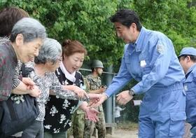 安倍首相、大阪北部地震当日夜に高級料理店で会食…「地震を政局に利用」との声も