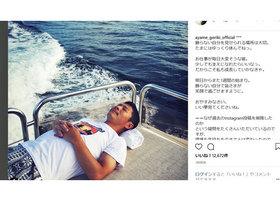 剛力彩芽「挑発的?」前澤友作氏写真UPでまた波紋......「マイペース」にラブラブ投稿継続中!