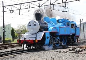 SL列車「きかんしゃトーマス号」にあり得ないほど乗客が殺到しているワケ