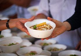 日本、全世界の食糧援助量の2倍を1年間で廃棄