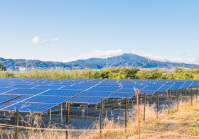 安倍政権の法改正で太陽光発電バブル崩壊…関連企業で撤退&経営危機続出