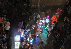 今年の渋谷ハロウィンに異変!超セクシー・コスプレ美女写真を一挙掲載!