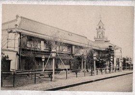 洲崎遊郭と東京大学