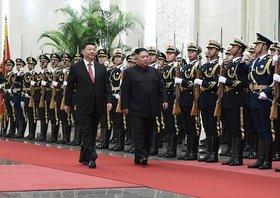2回目の米朝首脳会談へ…北朝鮮軍部内で非核化に不満充満、金正恩が中国を押しかけ訪問
