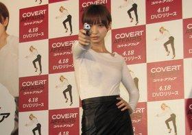 """結婚発表の篠田麻里子、芸能活動低迷で""""見切り""""か…AKB時代の性格の悪さもアダに"""