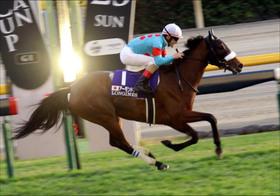 中山牝馬S(G3)「アーモンドアイを追い詰めた馬」ミッキーチャーム始動。秋華賞後語られた「敗因」