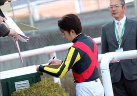JRA高松宮記念(G1)ミスターメロディ福永祐一「キングヘイローが後押ししてくれた」若き日の