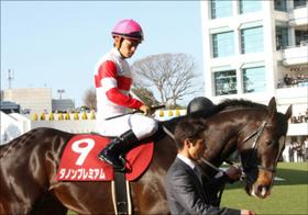 JRAダノンプレミアムにライバルも脱帽...... 最高の競馬を展開したグァンチャーレを歯牙にもかけない圧巻の走り