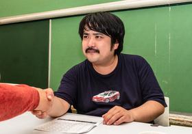 JRA天皇賞・春(G1)直前でサインを「傍受」!? 令和前最後の大勝負に空気階段・鈴木もぐら自信満々!