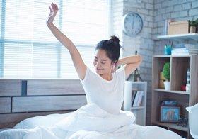 """毎朝を""""良い気分""""で迎えるための行動に関する研究結果"""