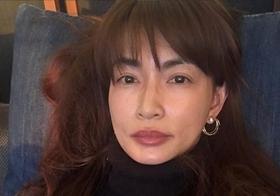 """長谷川京子、顔の""""不自然な変化""""にネット騒然…「平子理沙?」「唇が怖い」の声も"""