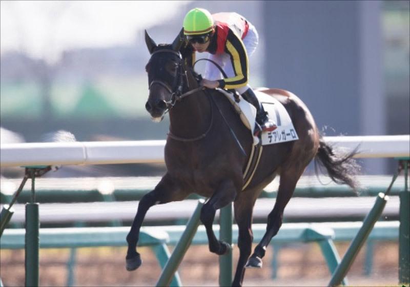 JRA「+32キロ重賞制覇」デアレガーロは高松宮記念(G1)で何キロ?の画像1