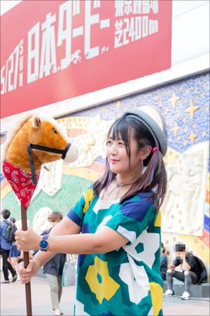 日本ダービー(G1)「平成最後の栄誉」はダノンプレミアムではなく......!?  競馬女王桃井はるこが「平成」を振り返るの画像2