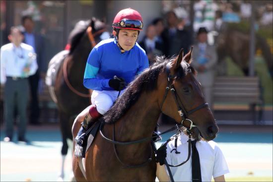 JRA福永祐一騎手「神騎乗」でサングレーザーも大変身!? 安田記念(G1)「主戦降板」となった2年前リアルスティールの「悪夢」払拭への画像1