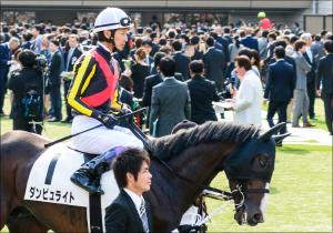 武豊「G2・100勝」に足踏み続く......ダンビュライト神戸新聞杯(G2)制覇で菊へ弾み?