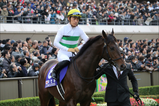 JRA川田将雅「キセキ完璧」名レース生む。普通なら勝利の内容、そして今後への不安