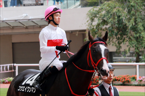 JRA松山弘平騎手が「人身事故」!? 『みんなのKEIBA』で前代未聞のアクシデント