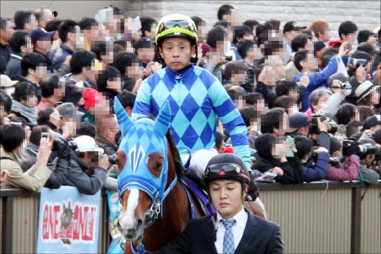 JRA岩田康誠騎手「76連敗」はファンディーナ復活で止める! 皐月賞1番人気が「自己ベスト更新」で復活の兆し!