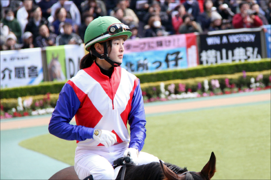 藤田菜七子に「弟子」誕生!? 中央競馬にもう1人の女性騎手誕生なるかの画像1