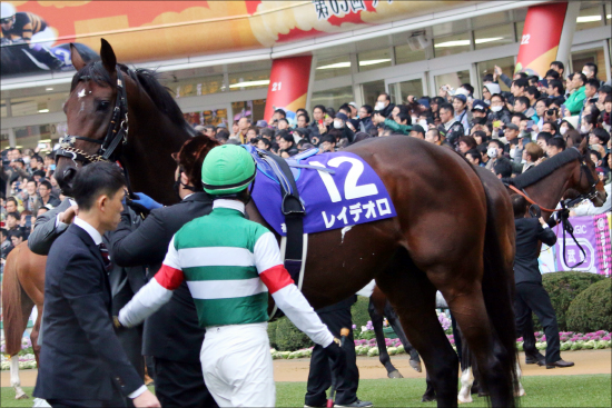 JRA宝塚記念(G1)レイデオロに「不安」アリ!? 「トップコンディション」も主戦C.ルメール騎手が語る「懸念」材料の画像1