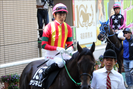 JRA丸山元気「初日本ダービー」に感激! アドマイヤアルバ騎乗を呼び込んだ「バイオリズム」の画像1
