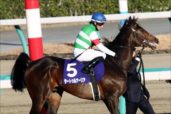 JRA皐月賞(G1)サートゥルナーリア状態は? 栗東関係者が語る「おすすめ馬」に注目の画像1