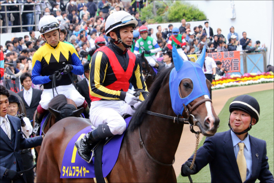 神戸新聞杯(G2)「復活気配」タイムフライヤーに再注目せよ? 「史上最弱G1馬」汚名払拭へ