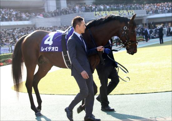 【有馬記念(G1)展望】武豊オジュウチョウサンVS王者レイデオロ!! 2018年競馬の総決算を制すのは「夢」か「現実」かの画像2