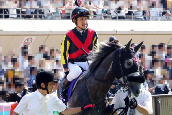 JRA戸崎圭太→モレイラ「アエロリット乗り替わり」衝撃...武豊リスグラシューに続き