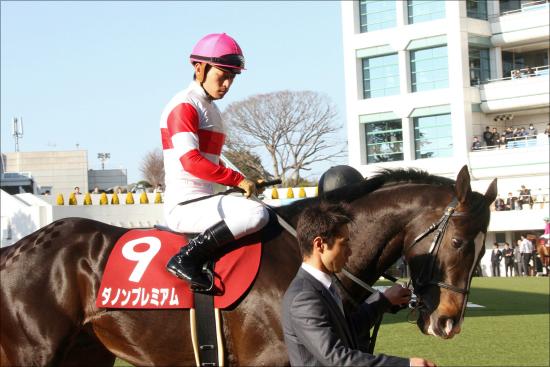 JRAダノンプレミアムにライバルも脱帽...... 最高の競馬を展開したグァンチャーレを歯牙にもかけない圧巻の走りの画像1